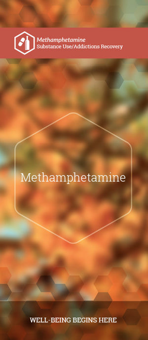Methamphetamine use pamphlet/brochure (6070S1)