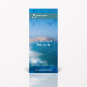 Parenting a Teenager pamphlet/brochure (6071H1)