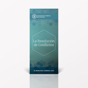 Spanish pamphlet on Conflict Resolution