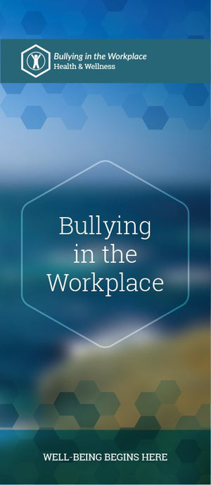 Bullying In The Workplace pamphlet/brochure (6166H1)