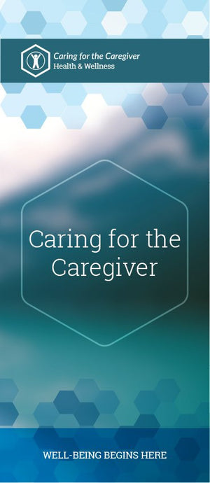 Caring for the Caregiver pamphlet/brochure (6177H1)