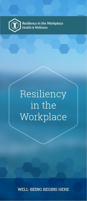 Resiliency in the Workplace pamphlet/brochure (6302H1)