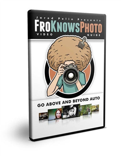 Go Above and Beyond Auto: Educational DVD - froknowsphoto