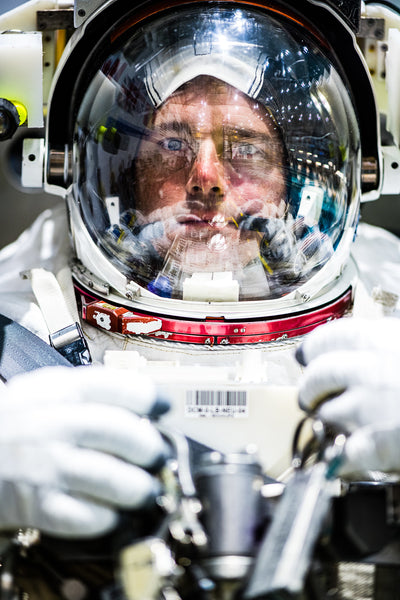 NASA Astronaut Portrait (Fine Art Prints) - froknowsphoto