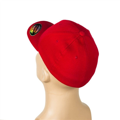 Baseball Hat - Red - froknowsphoto