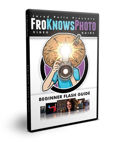 FroKnowsPhoto Flash Guide DVD