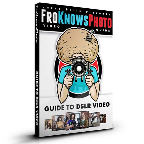 FroKnowsPhoto Guide To DSLR Video DVD - froknowsphoto
