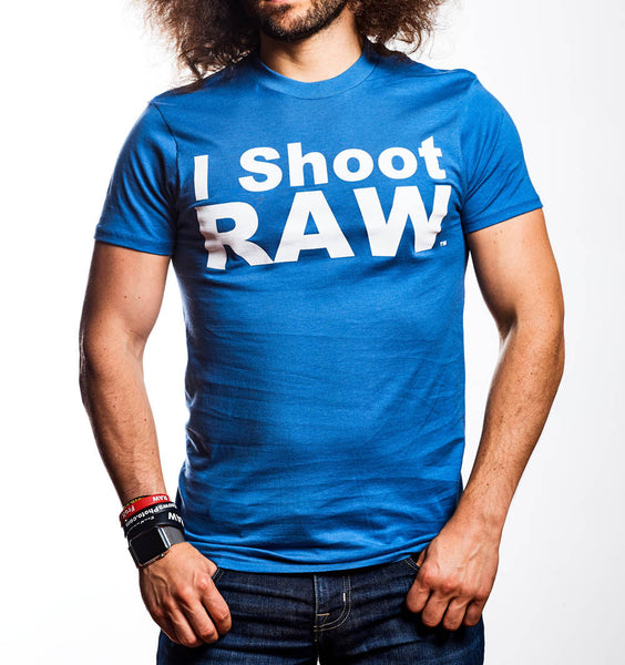 Original I SHOOT RAW Denim - froknowsphoto