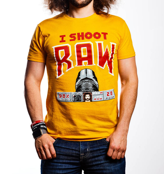 I SHOOT RAW 8-BIT Limited Edition - froknowsphoto