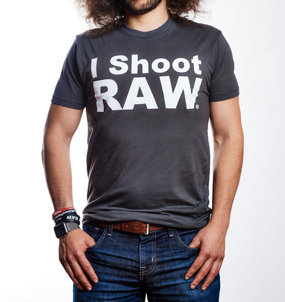SLATE Gray I SHOOT RAW (LIMITED EDITION) - froknowsphoto