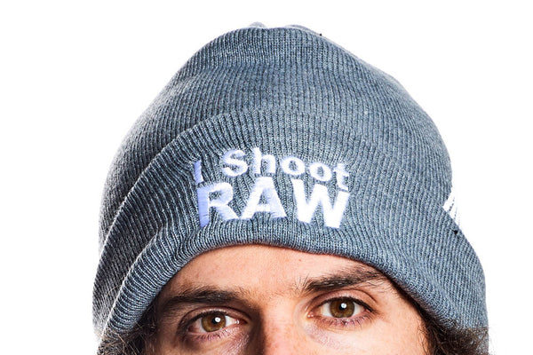 Winter Hat - Heather Grey - froknowsphoto