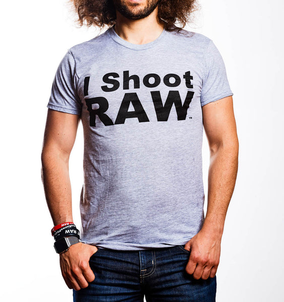 NEW Heather Grey I SHOOT RAW - froknowsphoto