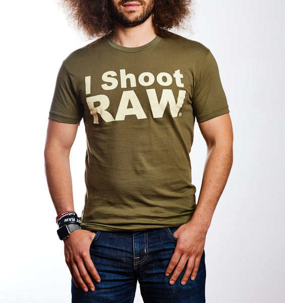 Original I SHOOT RAW OD GREEN - froknowsphoto