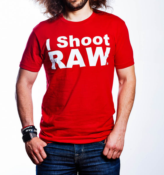 Original I SHOOT RAW RED - froknowsphoto