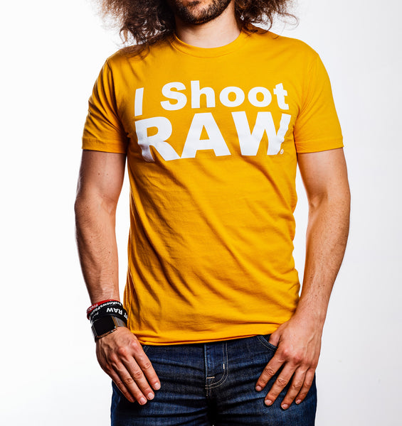 Original I SHOOT RAW GOLD - froknowsphoto