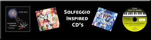 Solfeggio Inspired CDs