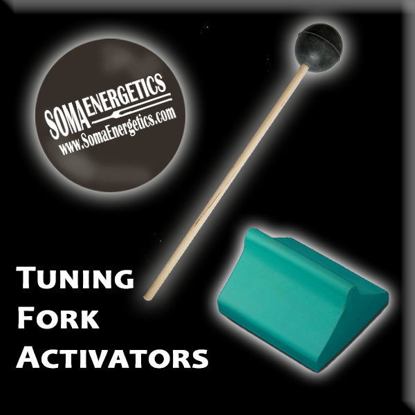 Tuning Fork Activators - For SomaEnergetics Tuners - SomaEnergetics Sound Tools & Training