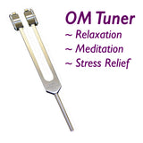 OM Tuner ~ Relaxation ~ Stress Relief ~ Meditation - SomaEnergetics Sound Tools & Training