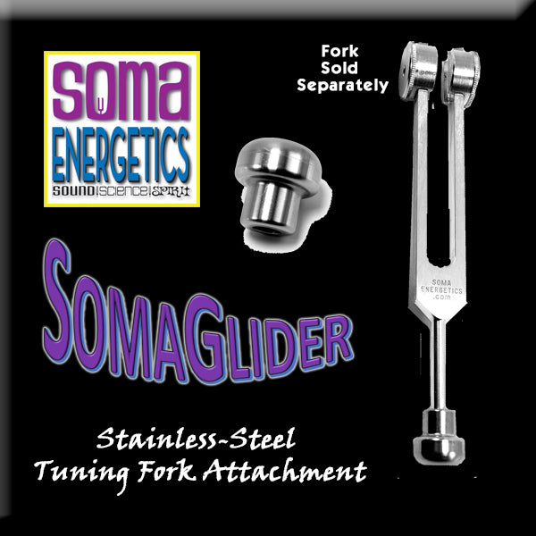 SomaGlider: Weighted Tuning Fork Attachment