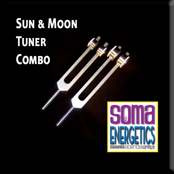 Planet Combo: Moon & Sun: A Powerful Spiritual Portal - SomaEnergetics Sound Tools & Training