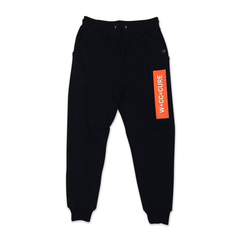 Cannabis Joggers CURE Orange Box