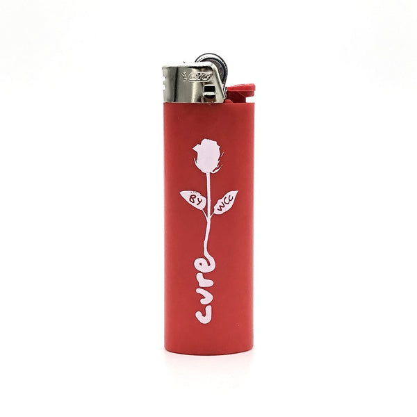 Cannabis Lighter CURE Rose