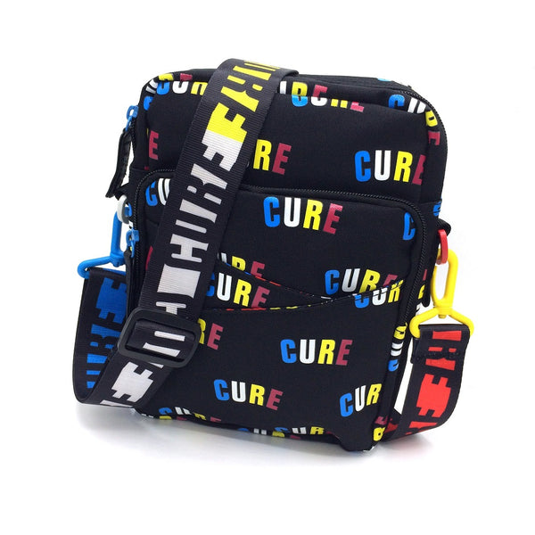 Cannabis Mini Messenger Bag CURE Primary Arc