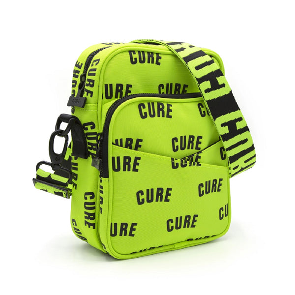 Cannabis Mini Messenger Bag CURE Toxic