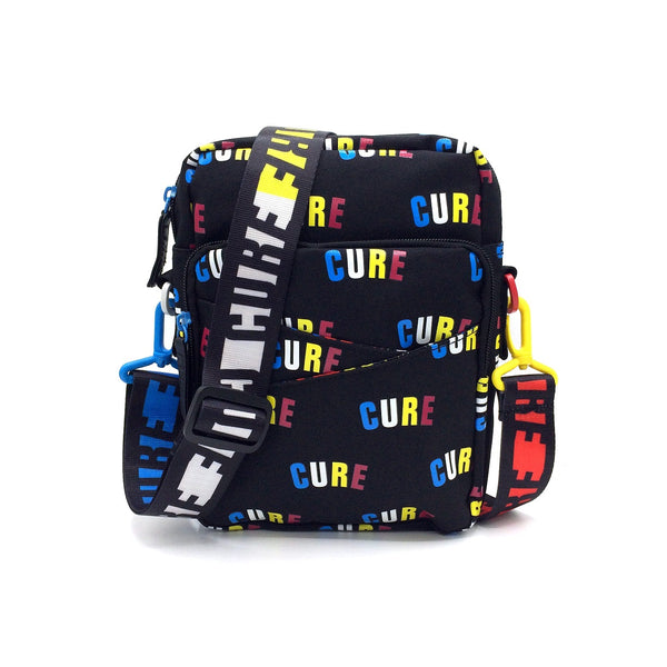 Cannabis Mini Messenger Bag Cure Primary