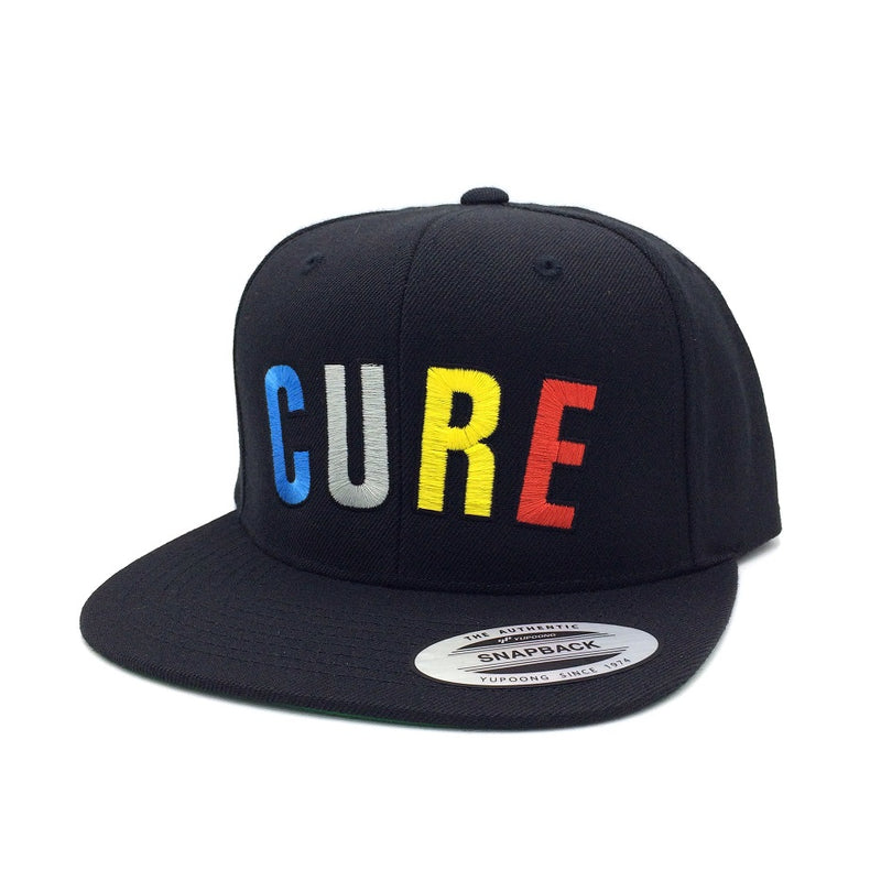 Cannabis Snapback CURE Primary Arc