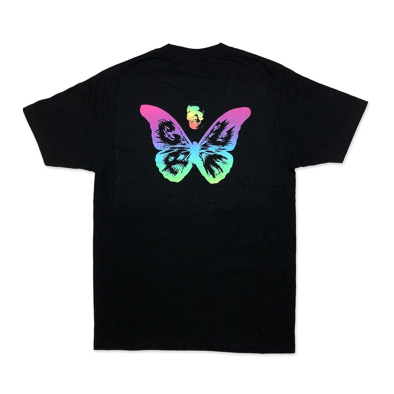 Cannabis Tee CURE Butterfly