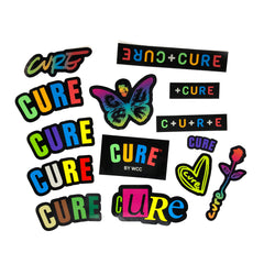 CURE Sticker Pack