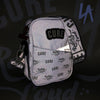 CURE x ROLLING LOUD 3M Reflective Mini Messenger Bag - Los Angeles