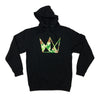 Green Camo Crown Midweight Hoodie