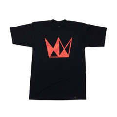 Red Camo Crown Tee
