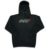 Scribble Eclipse Lightweight Hoodie - Brand Color