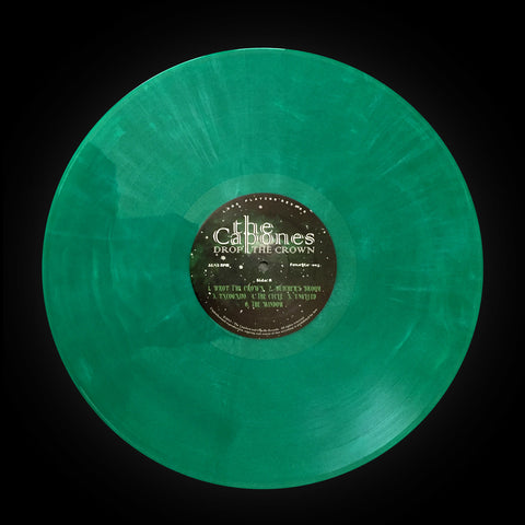 "The Capones - ""Icy Emerald"" Vinyl LP Record"