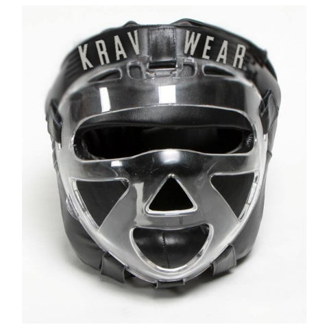 Krav Wear - Clear Vision Head Guard