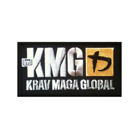 Krav Maga Global (KMG) - Regular Patches