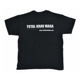 Total Krav Maga Club T-shirt (10 Year Anniversary Design) AUTUMN SALE