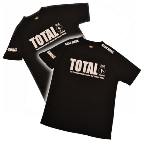 Total Krav Maga Club T-shirt (Dry-Fit)