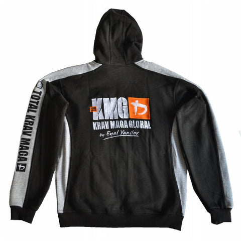 Total Krav Maga - Hooded Sweat Top