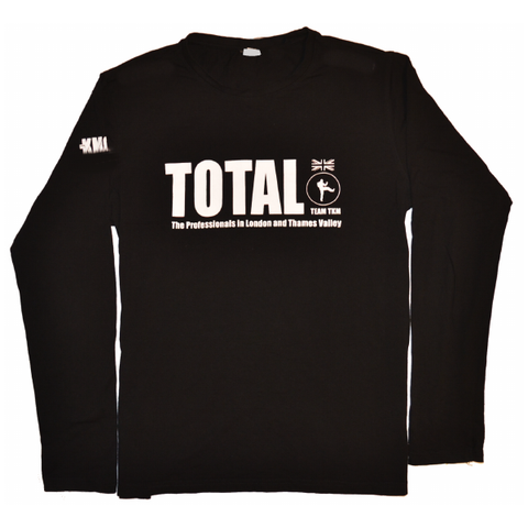 Total Krav Maga (Long Sleeve) Club T-shirt
