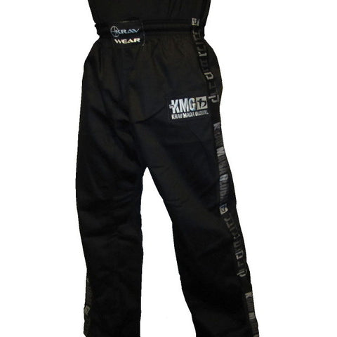 Krav Maga Trousers with KMG Logo (KIDS)