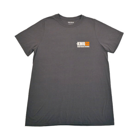 KMG Student T-shirt (Grey Dry Fit)