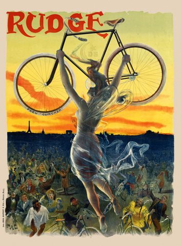 Rudge Poster