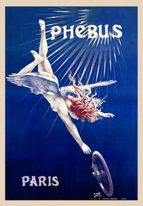 Phebus French Bicycle Poster