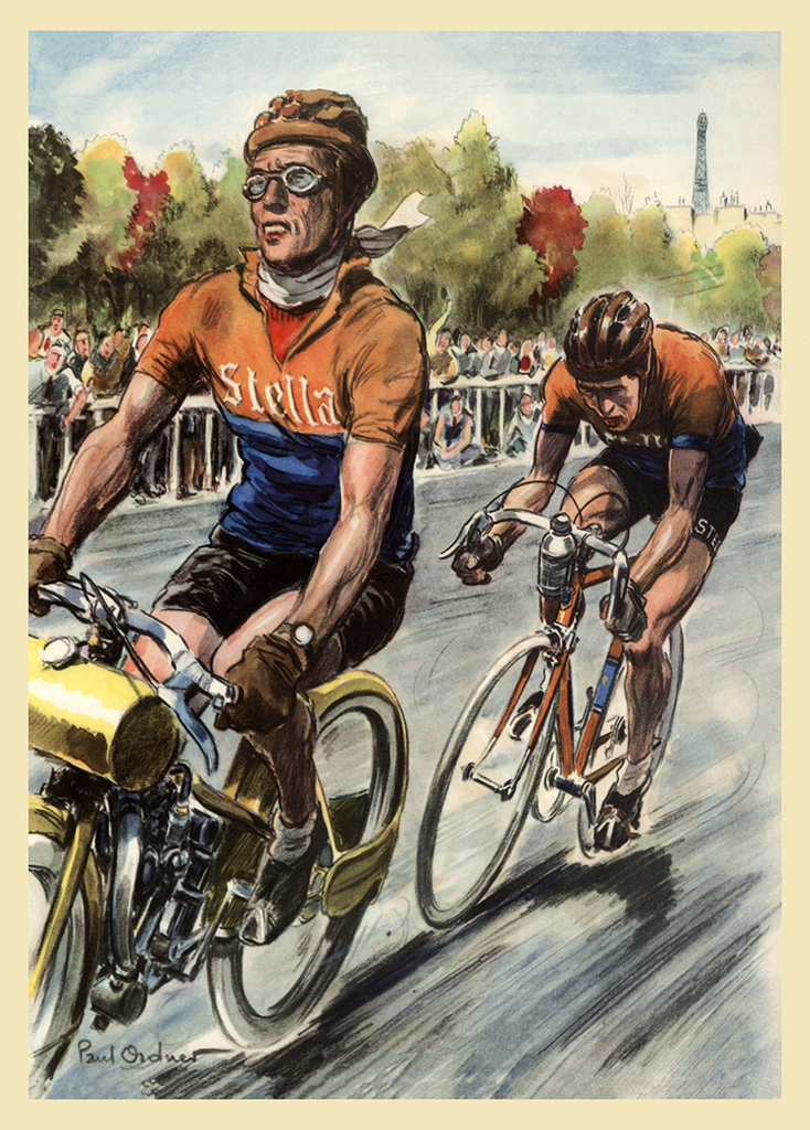 Criterium des As Poster - MOLTENI CYCLING