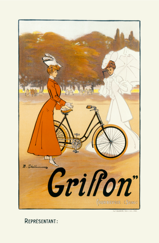 Cycles Griffon I Poster