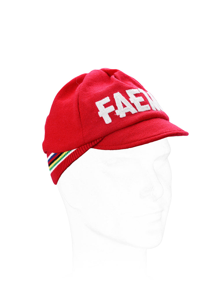 FAEMA Vintage Cycling Cap - MOLTENI CYCLING